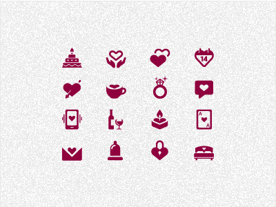 Valentine Icons by Ion Popa