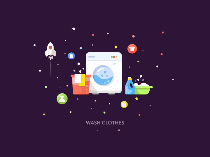 Wash Cloths icon pack by Luking