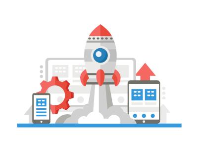 Website Speedup icon by Ilya Boyko