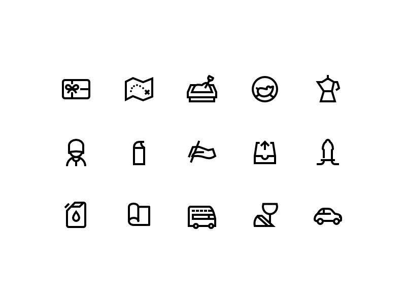 Windows 10 icons by Gregory Avoyan