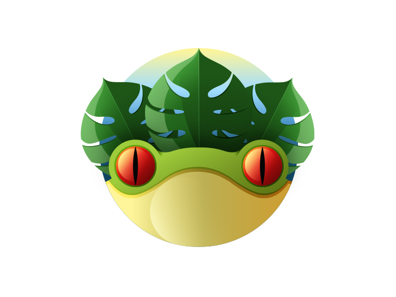Frog by Ilker Ture