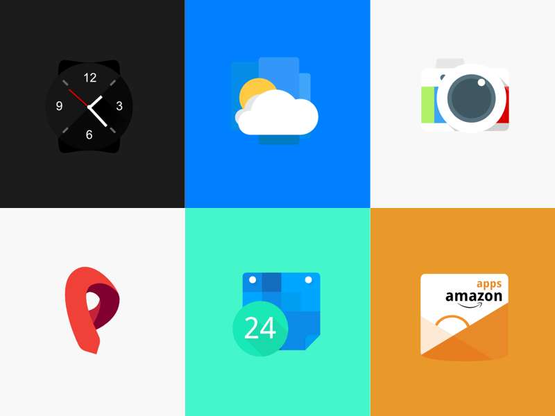 Artboard Android icon pack by Jokinl