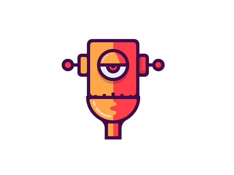 Bored Robot Revisited by Bojan Oreskovic
