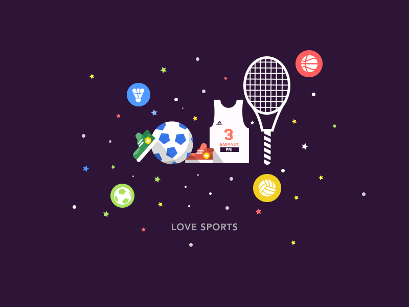 Football iconset by Luking