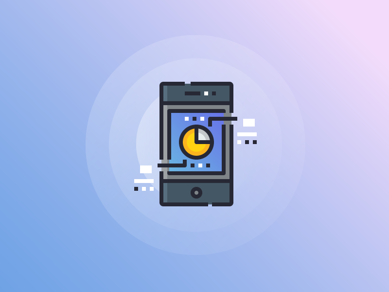 Data Analysis Process icon by Madebykking