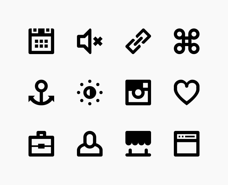 Free User Interface icon collection by Iconscout store
