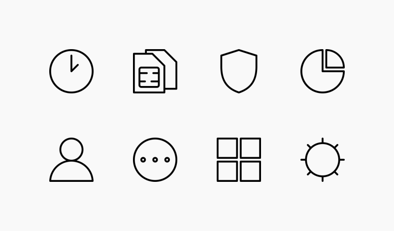 General Interface Icon Set by Norbert Kucsera