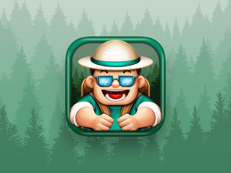 Pimp My Trip icon by Junoteam