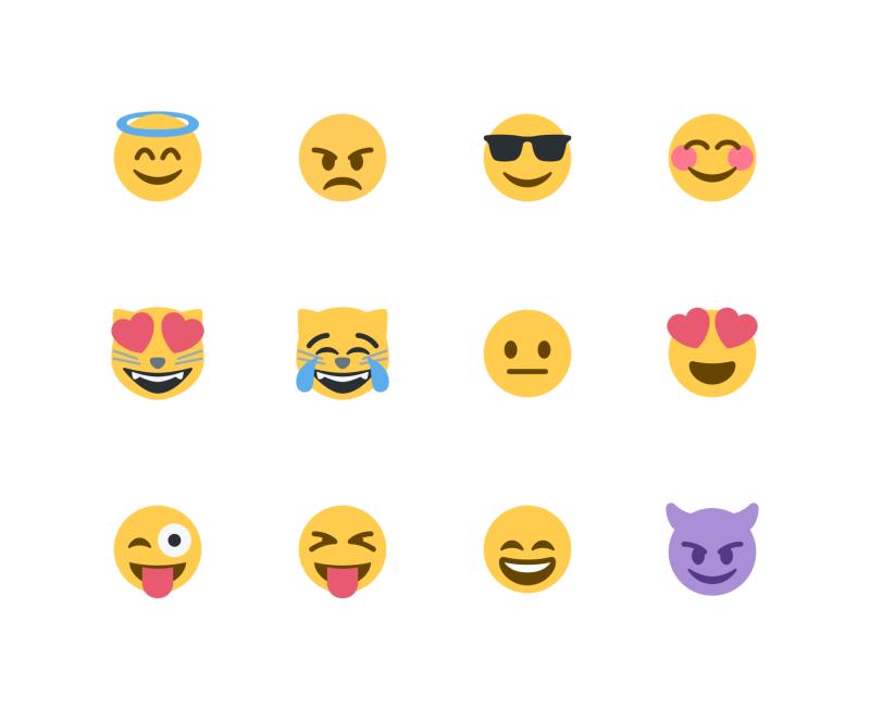 Twitter Emoji Twemoji