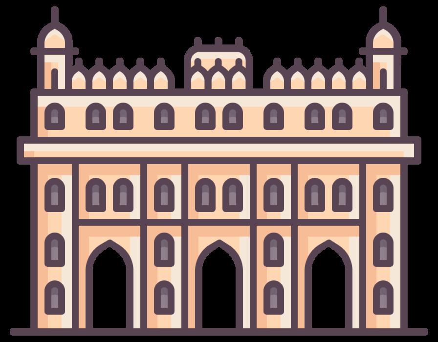 Bara Imambara Complex, Lucknow