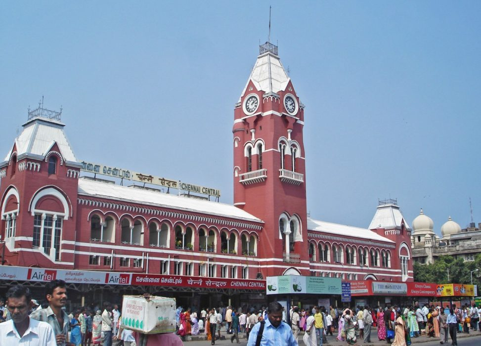 chennai-central-railway-station-historical-places-india