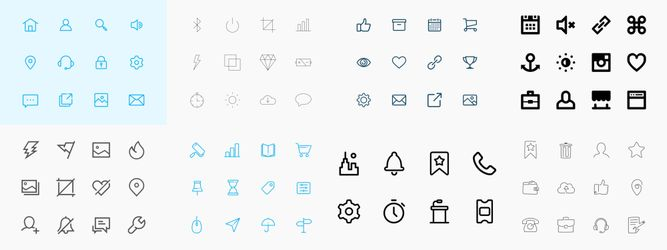 [Freebie] Best collection of Free User Interface icons