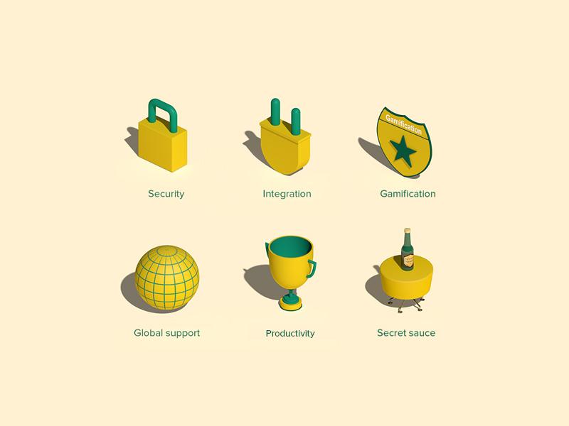 3d-security-icons-by-krishna-kumar
