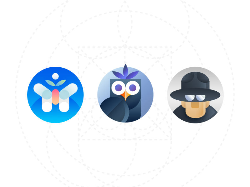 Basic icons by Catalin V. — Nick