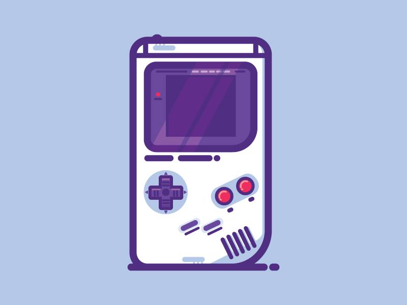 Gameboy clipart by Pixelwolfie