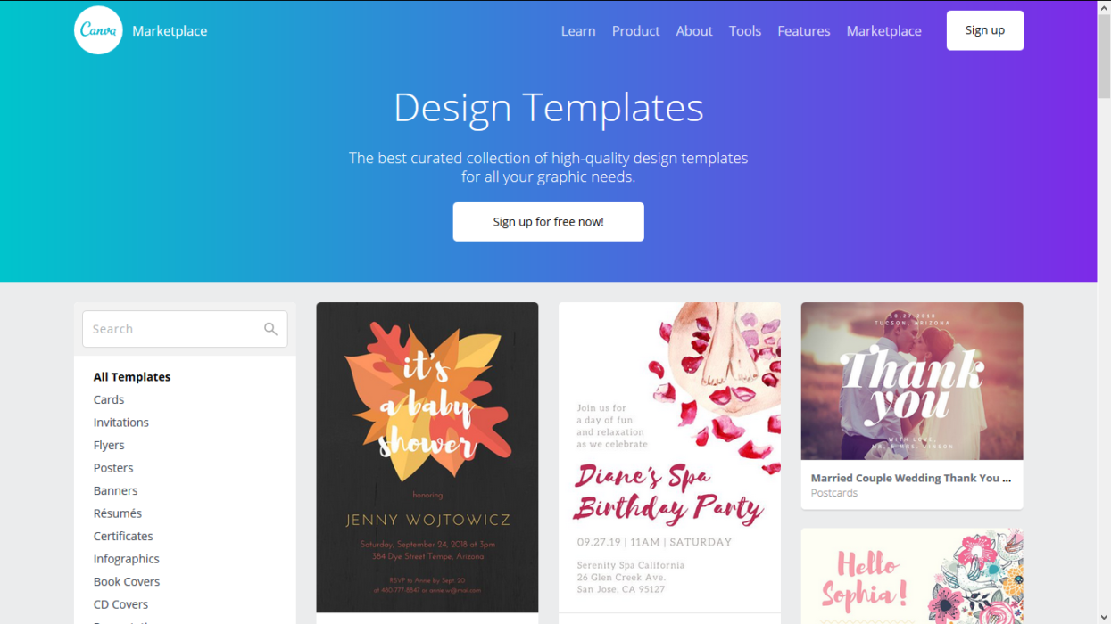 Design Templates  Canva