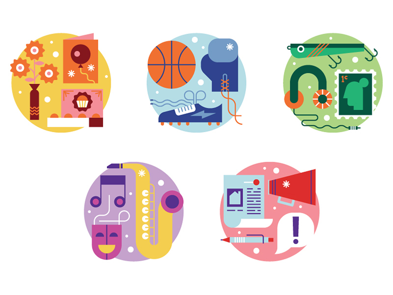 Scania icons by MUTI