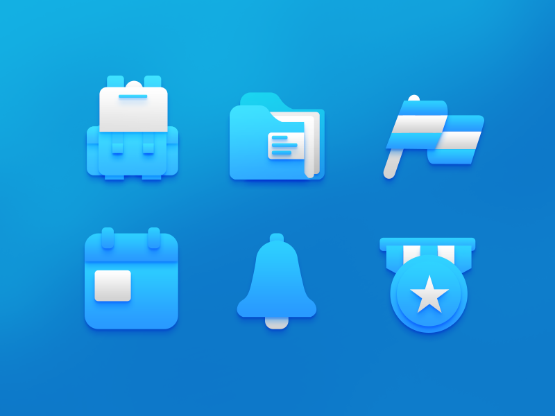 simple-icons-by-xue