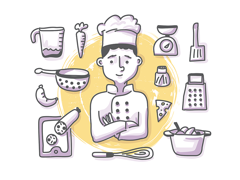 cooking-doodles-by-konstantin-rassilnov