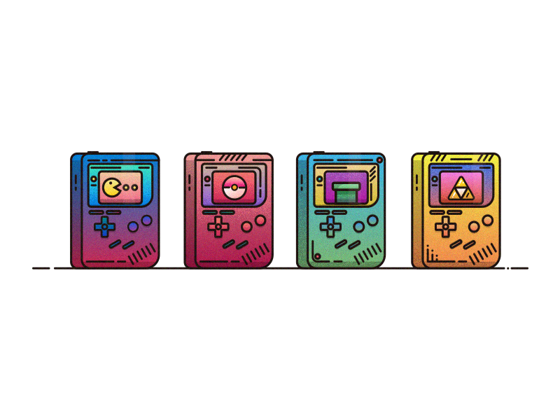 gamepad-icons-by-ttya