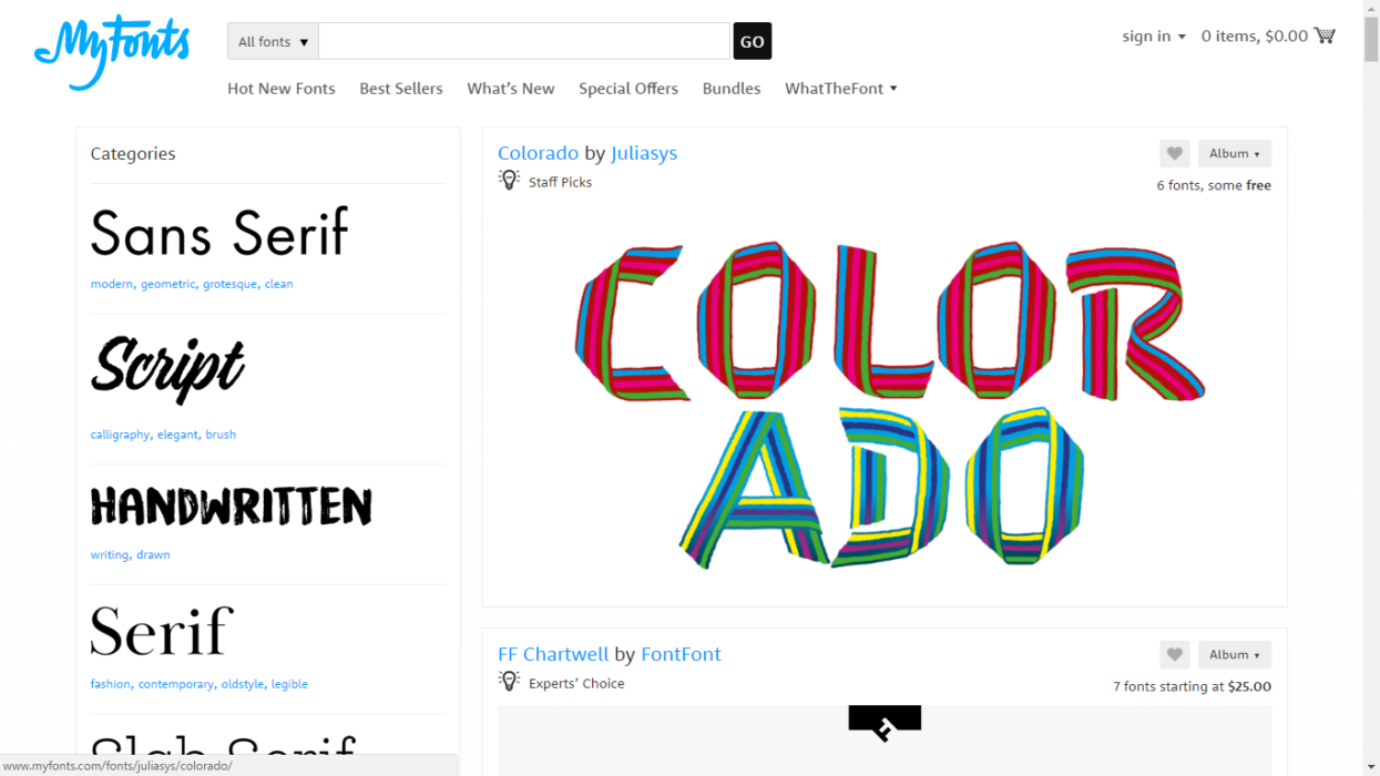 7 best places to find Creative Fonts - Iconscout