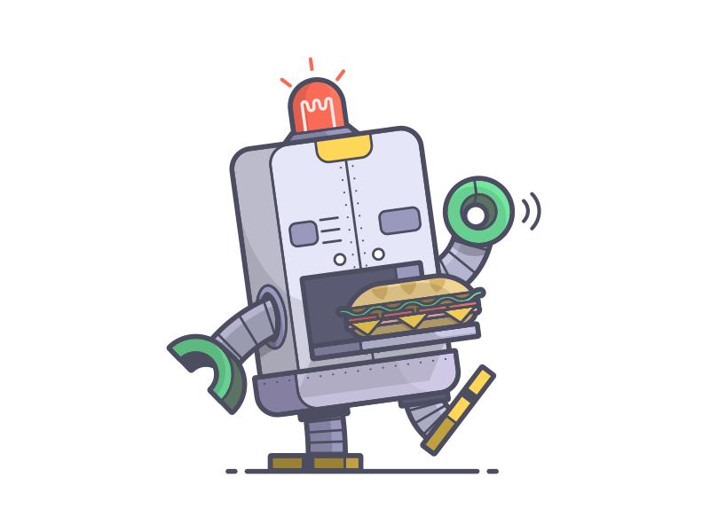 eating-robot-by-chris-fernandez