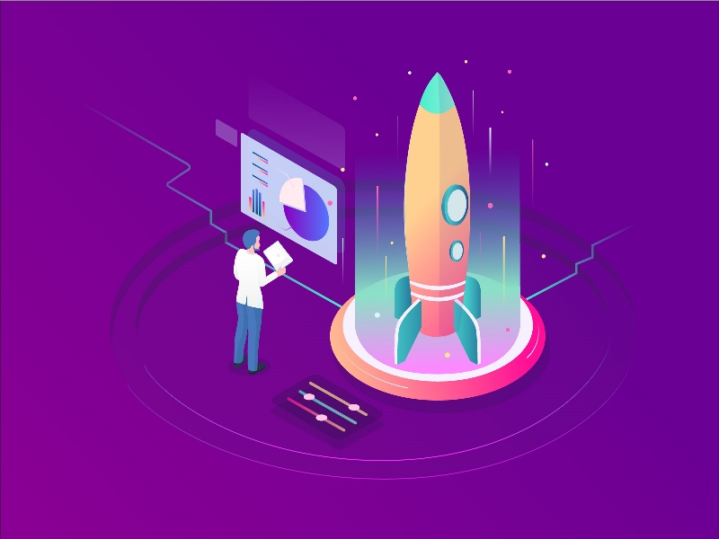 launching-rocket-illustration-by-herdetya