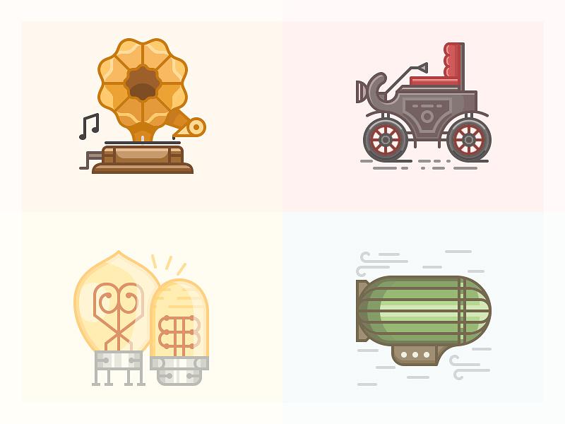 20-century-icons-by-daniel-bograd