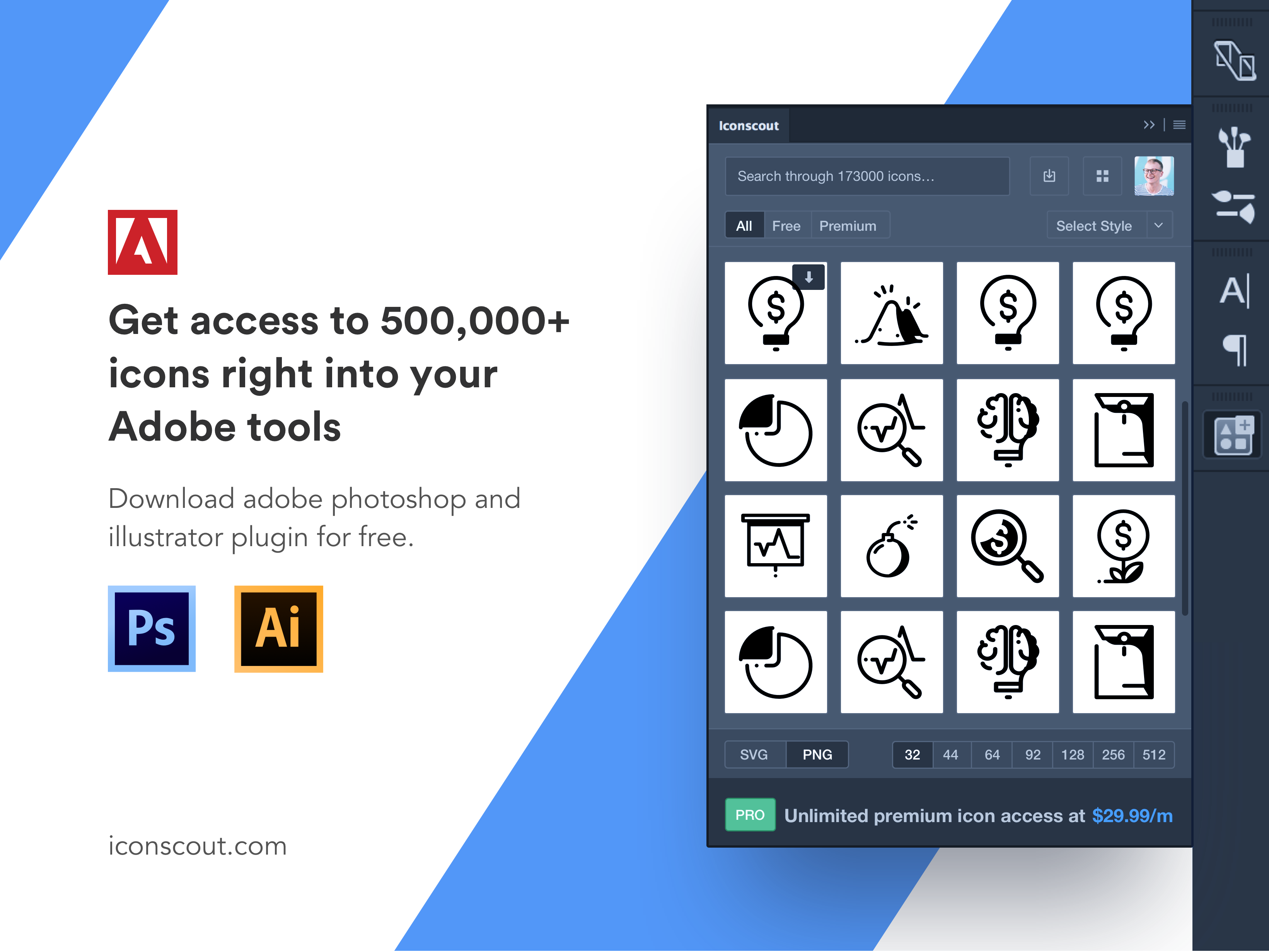 Icondrop - How to install and use? - Iconscout