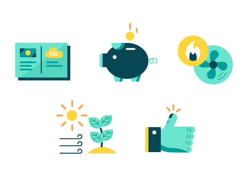 environment-savings-icons-by-jucelle-lim