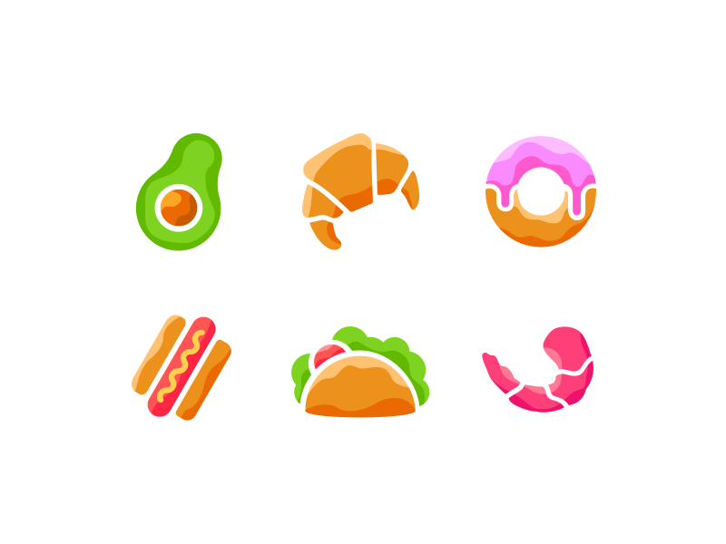 food-icons-by-zivile-zickute