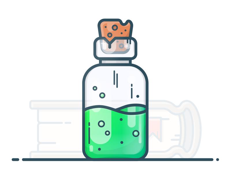 health-potion-by-alex-kunchevsky