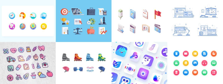 Icon Design Inspiration