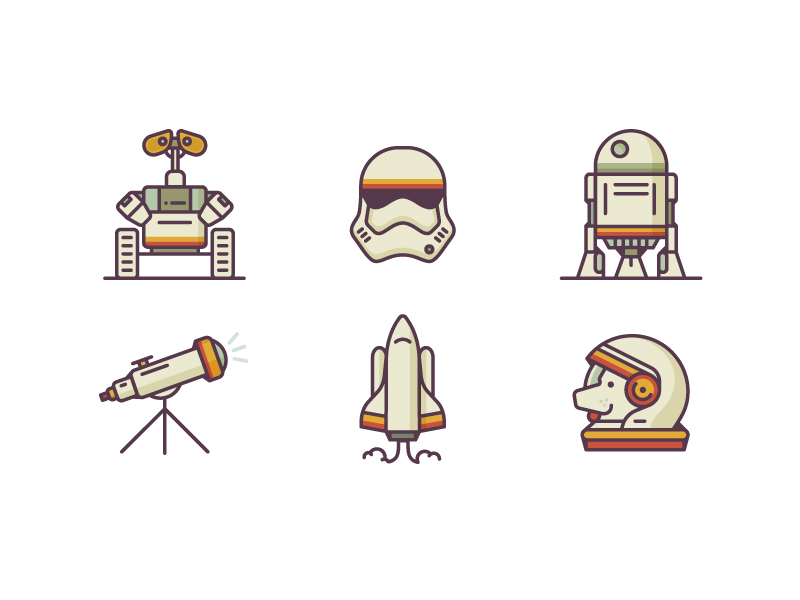 retro-style-space-icon-set-by-isaac