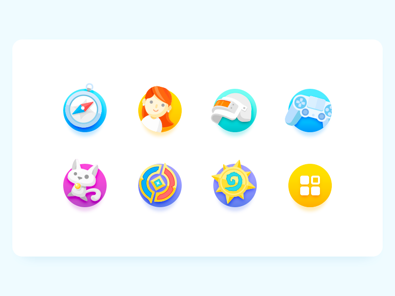 simple-icons-by-rezzzzzz