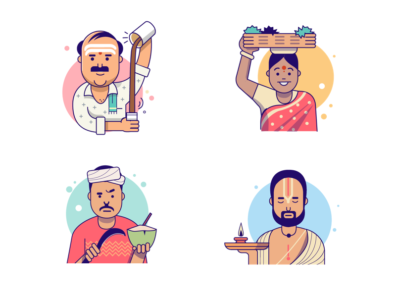 indian-characters-by-ranganath-krishnamani