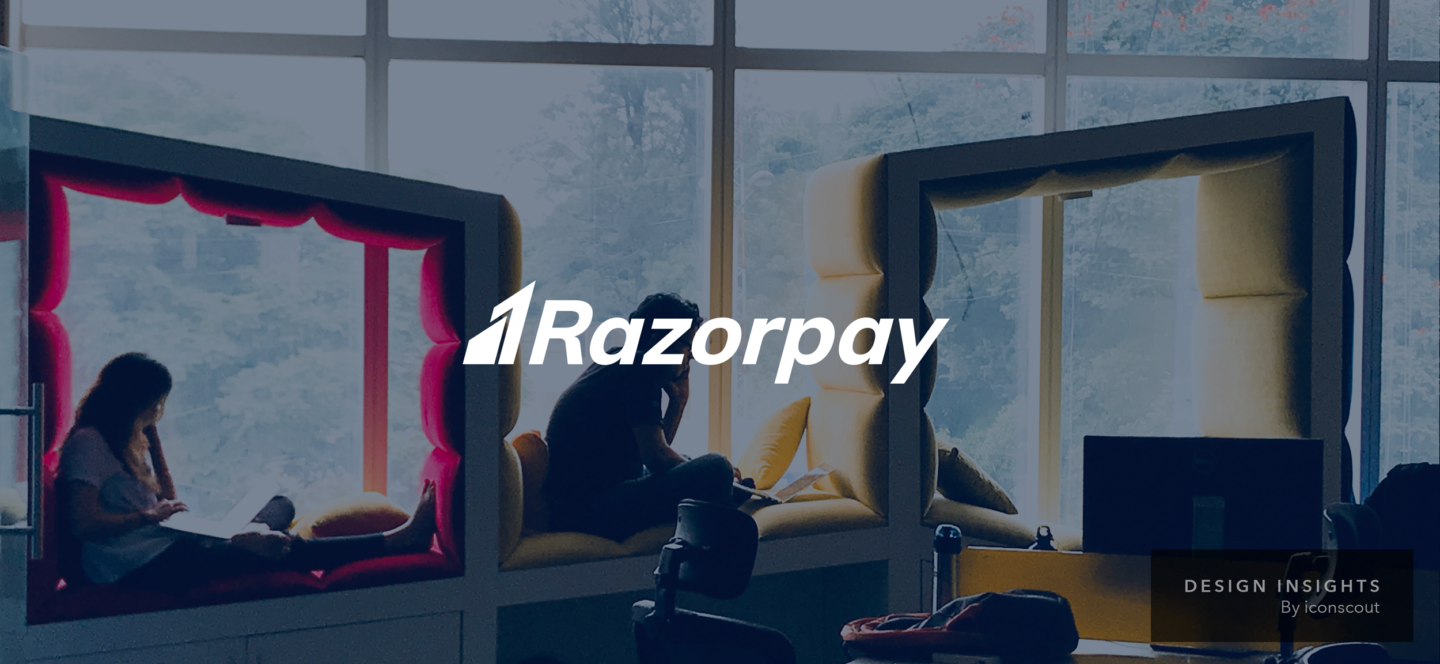 Design Insights of Razorpay by Iconscout