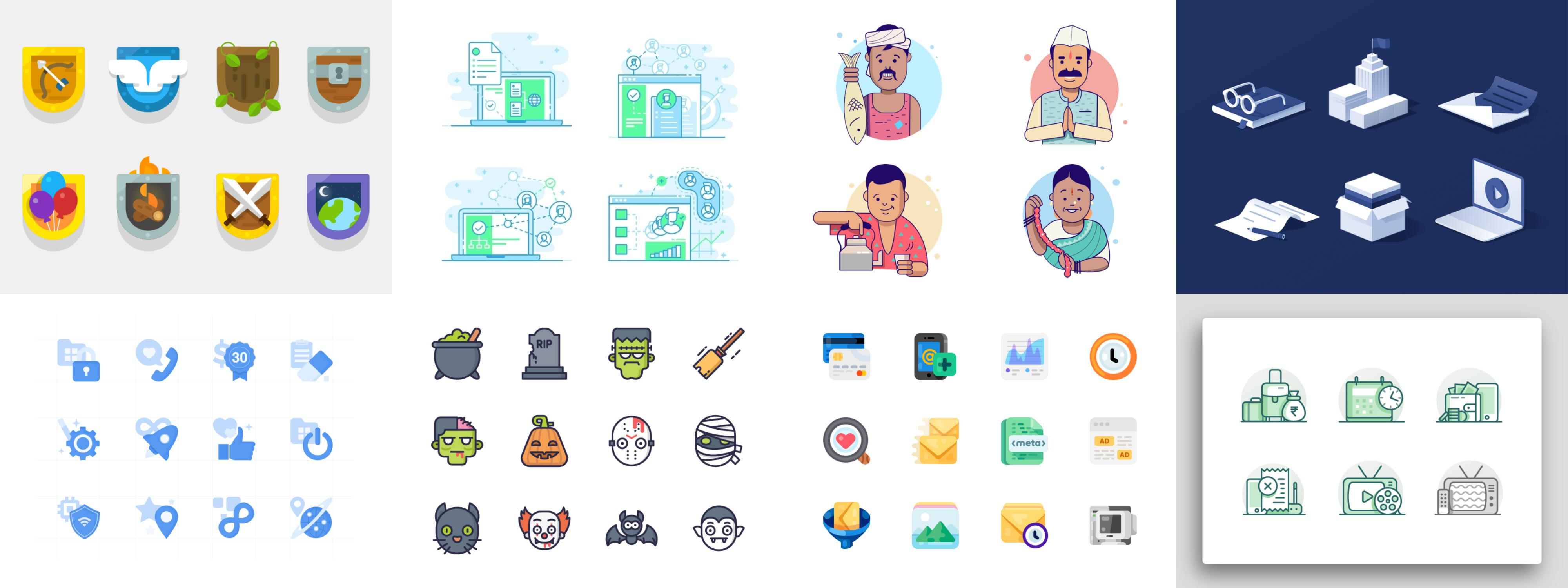 icon design inspiration week 20 iconscout