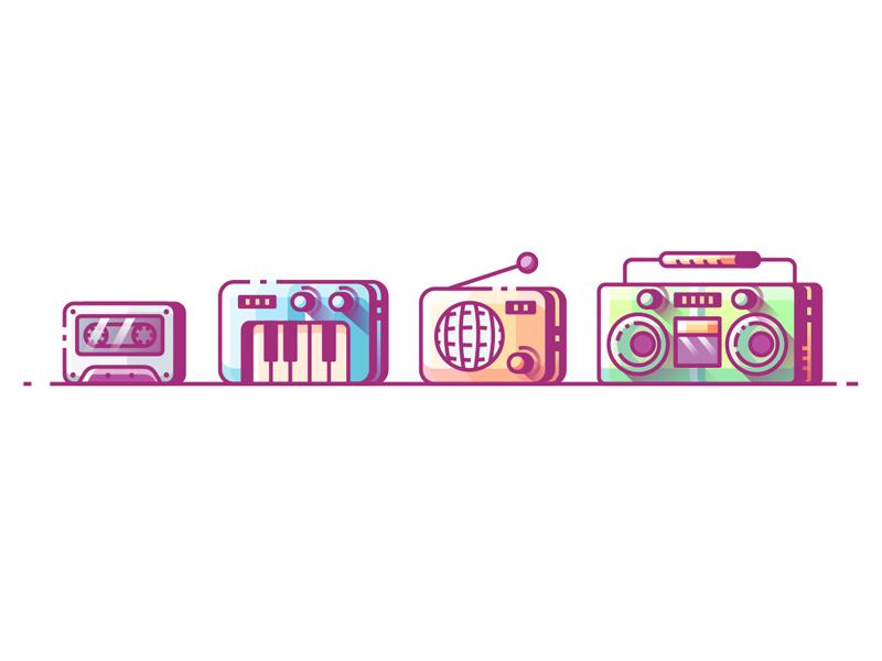 music-icons-by-sahil-sadigov