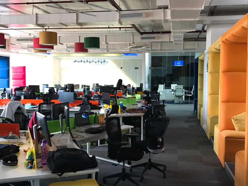 Razorpay's Office in Bangalore