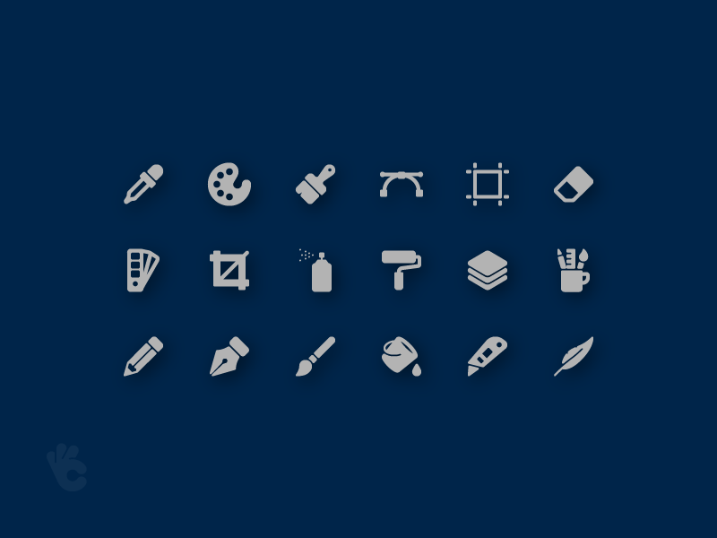 Editor icons by Imola Méder