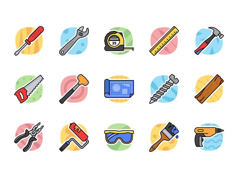 tool-icons-by-matthew-skiles