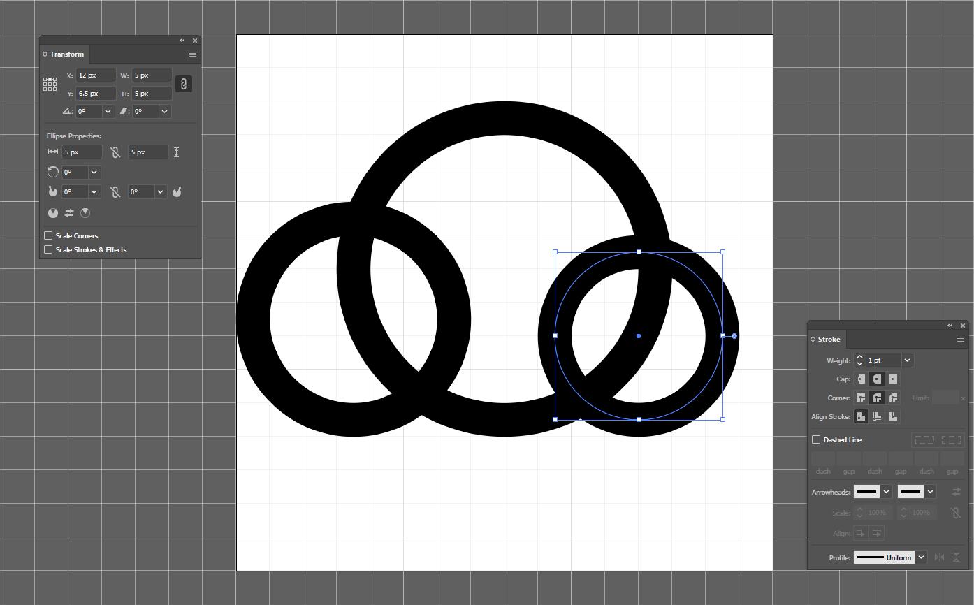 Create third Circle
