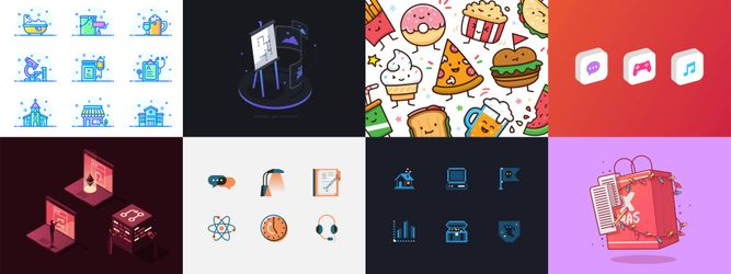 Icon Design Inspiration - Week #24