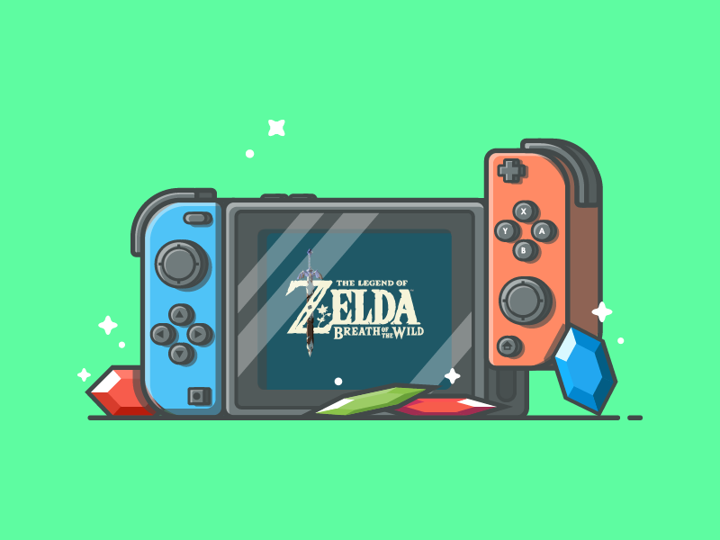 Nintendo switch by Catalyst