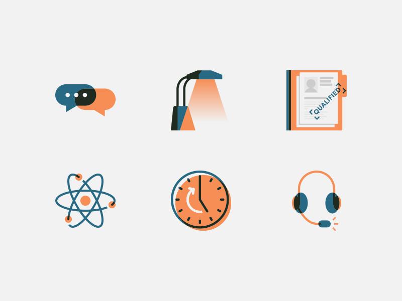 Basic icons by Frank Guia