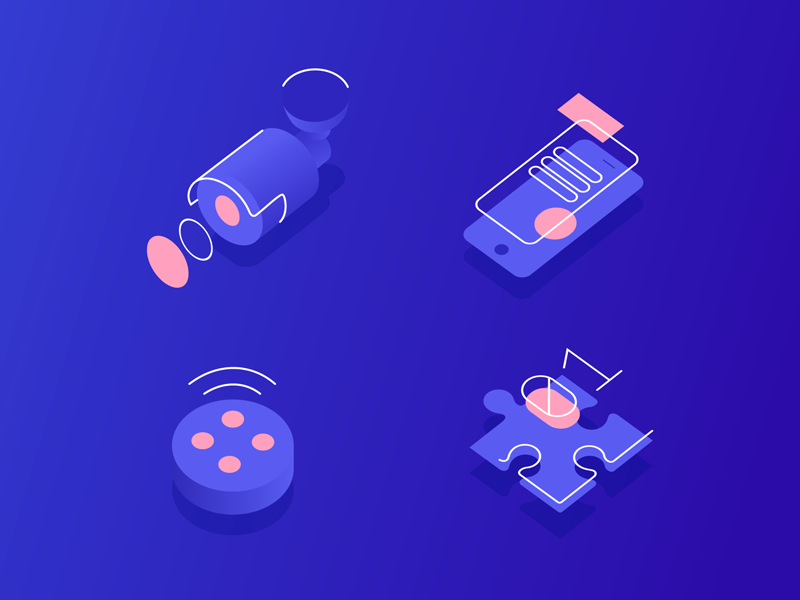 parkinglot-icons-by-mike-piechota