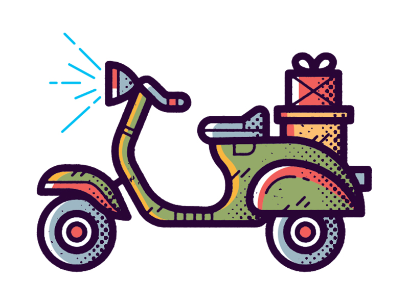 scooter-illustration-by-enisaurus