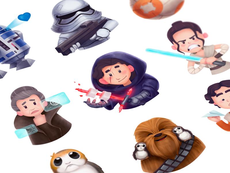 star-wars-stickers-by-tubik