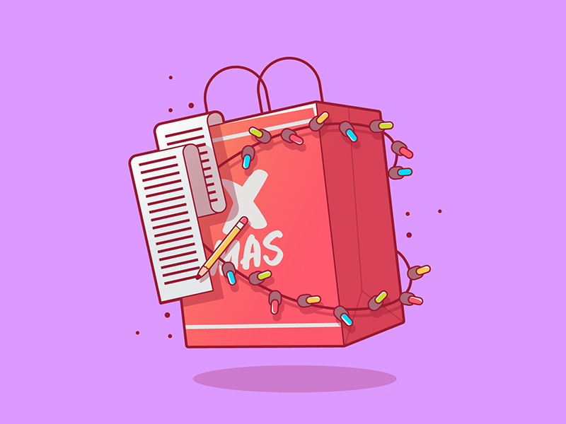 Shopping bag icon by Francis